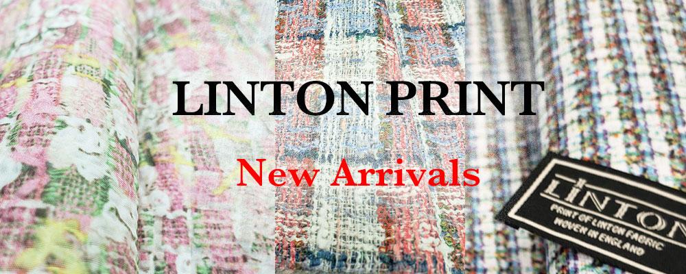 LINTON PRINT New Arrivals